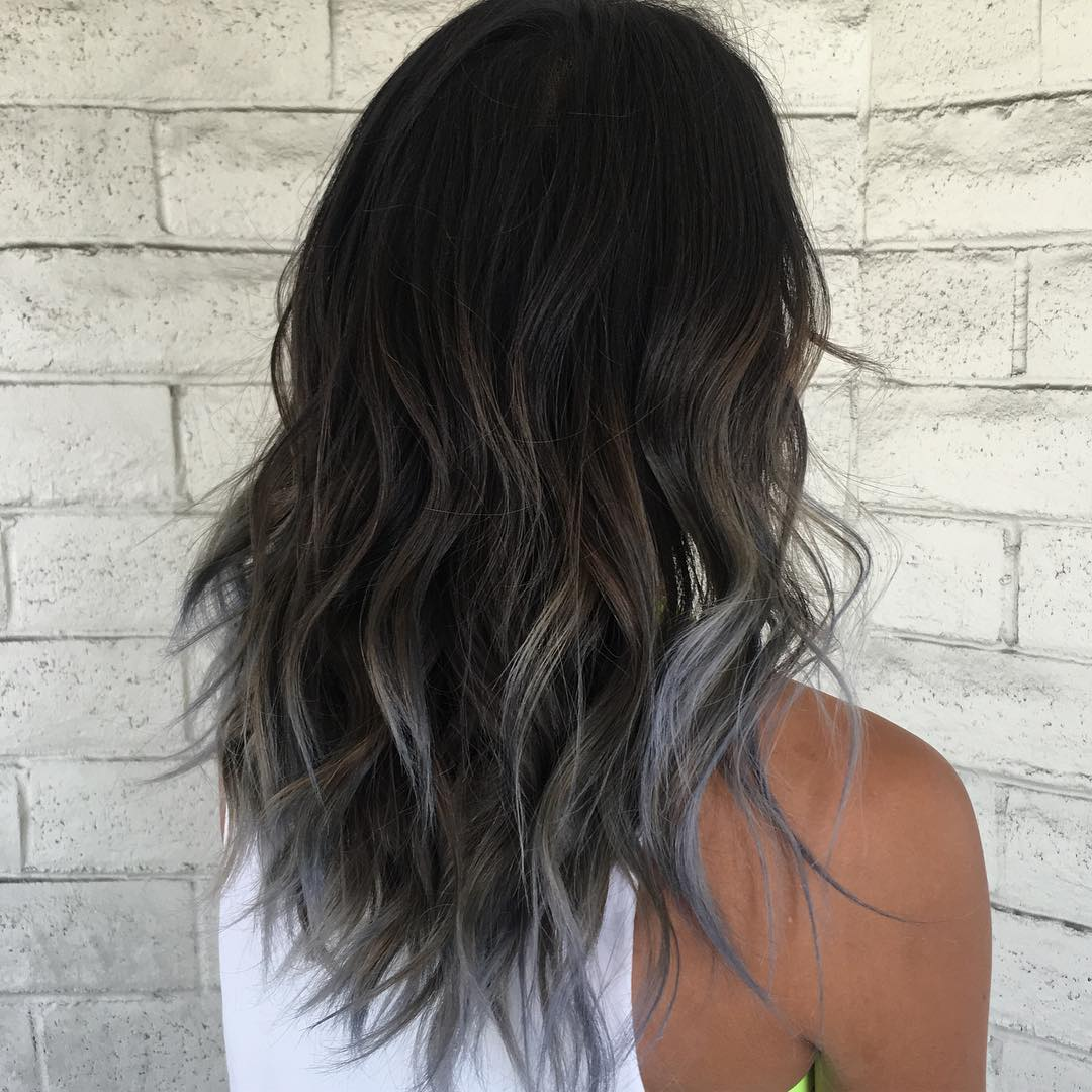 Tired Coloring Gray Hair