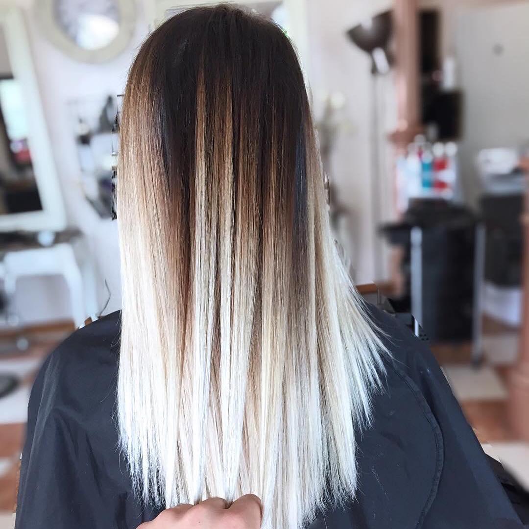 Medium Chestnut Hair Ash Color Brown