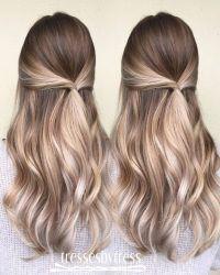 45 Balayage Hair Color Ideas 2019 - Blonde, Brown, Caramel ...