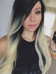 trendy hair color ideas - blonde