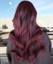 hair colors winter