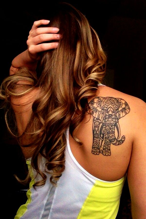 Girls Nice Tattoos