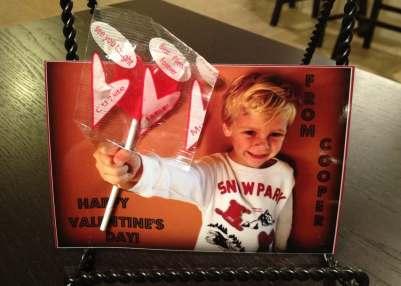 Personalized Valentine ExtraordinaryMommy.com