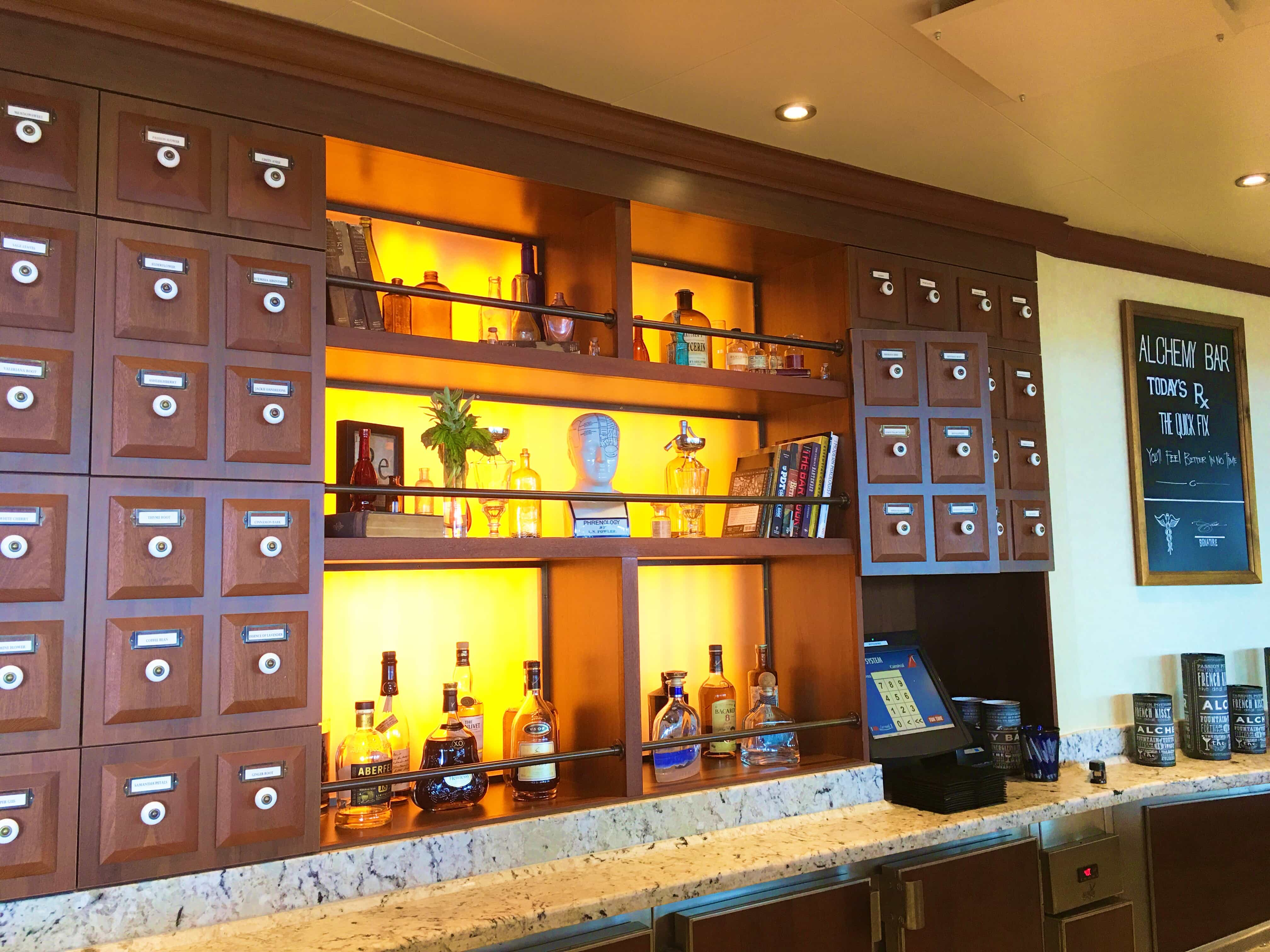 9 Reasons Cruising the Carnival Magic Good for Adults - Carnival Magic Alchemy