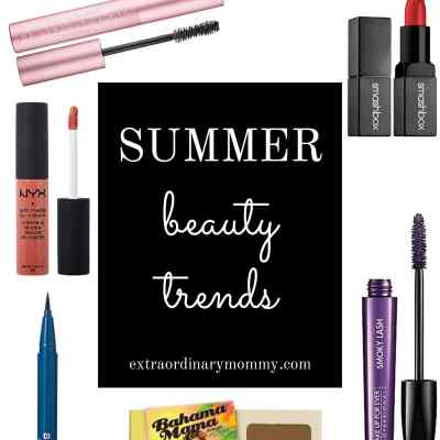Summer Beauty Trends You Must Try