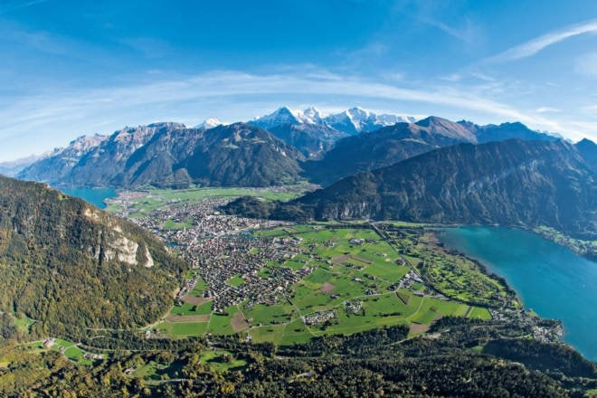 Road Trip Through the Alps: Insider Tips for the Journey of a Lifetime: Interlaken, Switzerland