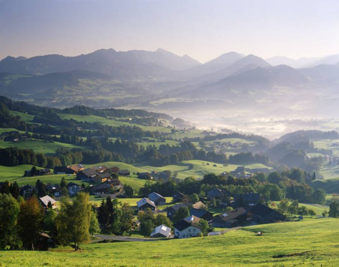 Road Trip Through the Alps: Insider Tips for the Journey of a Lifetime: Bregenzerwald