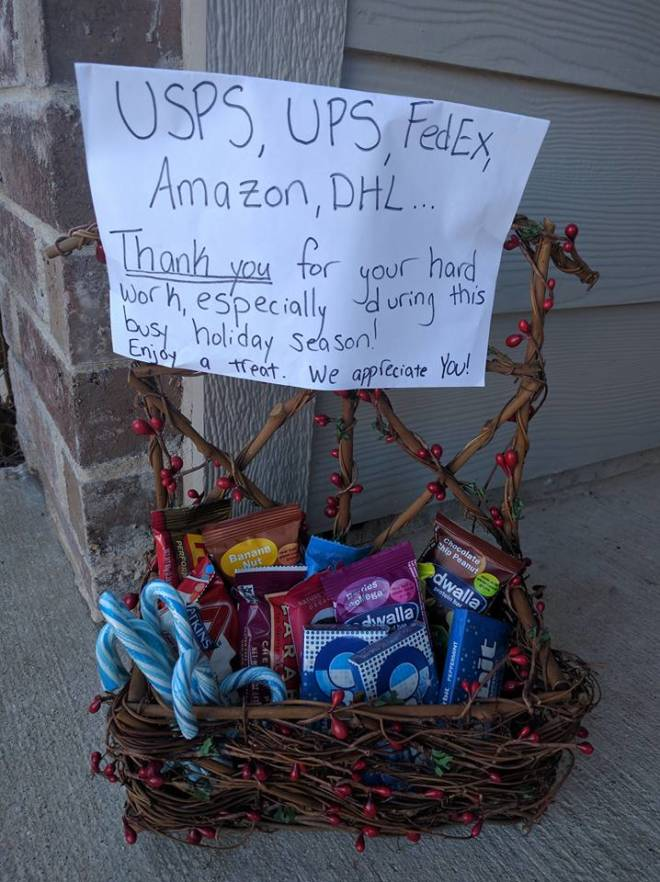 It's the Little Things: Spreading the Love with Thanks: Jennifer Jurek Land