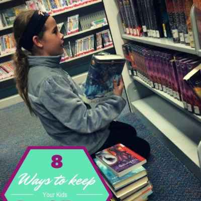 8 Ways to Keep Your Kids Busy (and Happy) over the Winter