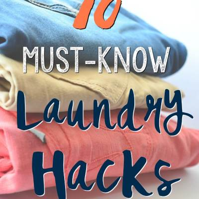10 Laundry Hacks You Need to Know