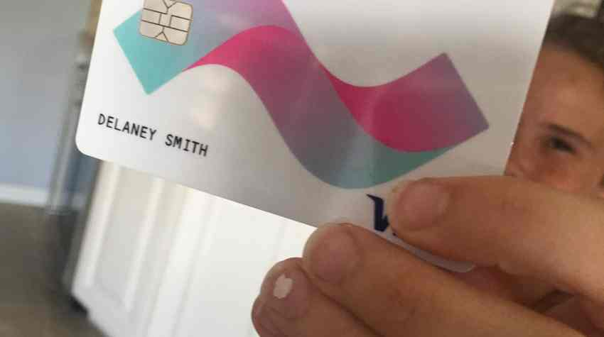 Teach Your Children Financial Responsibility with Current - the Smart Debit Card