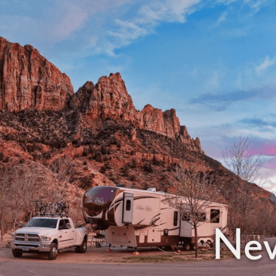 The Ultimate in Getting Away: Go RV'ing