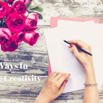 5 Ways to Inspire Creativity