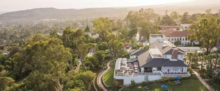 Belmont El Encanto in Santa Barbara