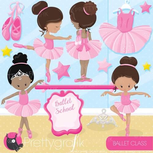 small resolution of ballerina clipart