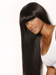 brazilian straight hair pretty