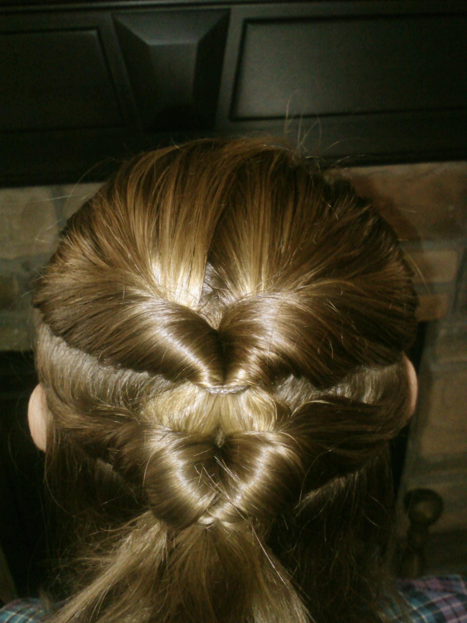 Pretty Hair Is Fun – Girls Hairstyle Tutorials – Little Girl's