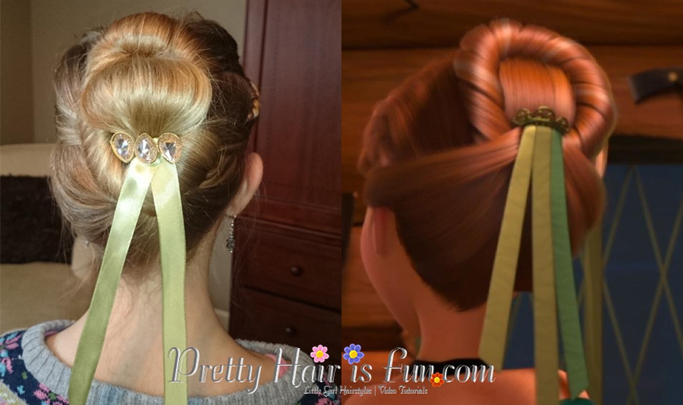 Pretty Hair Is Fun – Girls Hairstyle Tutorials – Pretty Hair Is