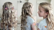 pretty hair fun princess aurora