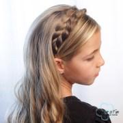 pretty hair fun braided
