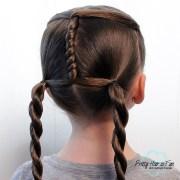 pretty hair fun toddler twist
