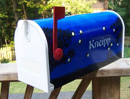 Magnetic Mailbox Cover | Pretty Handy Girl