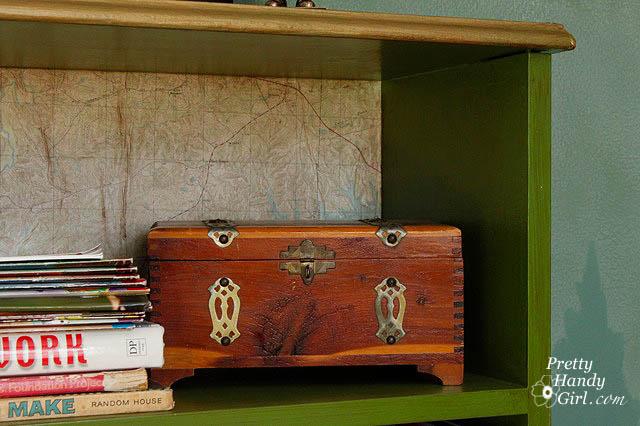 mapbookcase