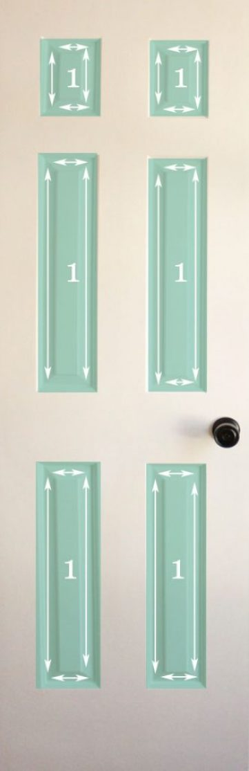 How to Paint Doors like a Professional instructions