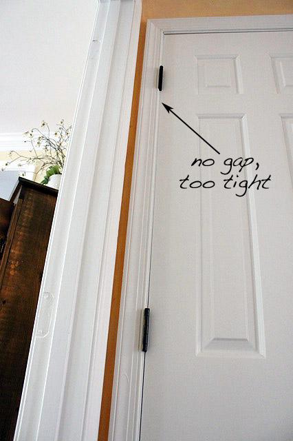 common door problem fixes