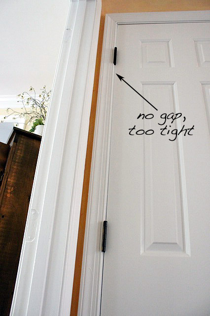 common door problem fixes