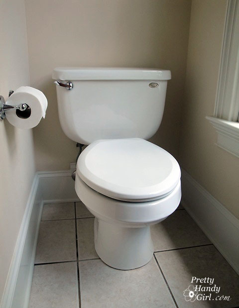 Toilet Repairs Part 3 Replacing The Overflow Tube And