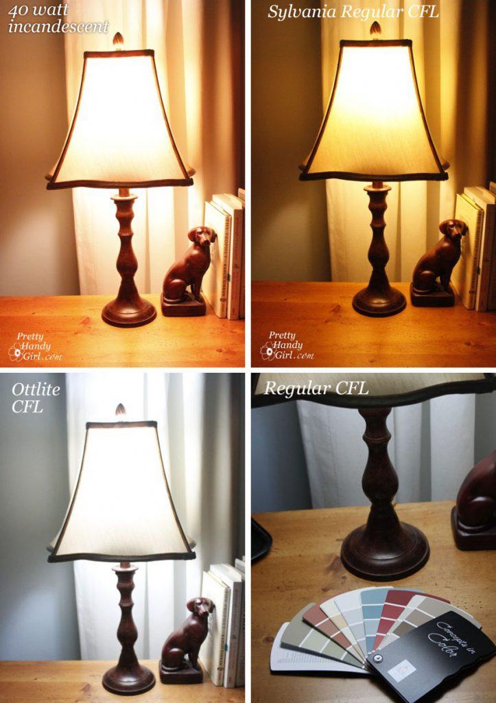 Changing Colour Light Bulb
