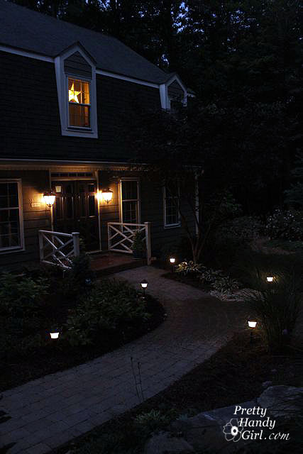 outdoor lighting transformer wiring diagram how to install low voltage landscape lights pretty handy girl  install low voltage landscape lights