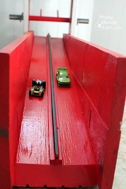 matchbox cars ramp