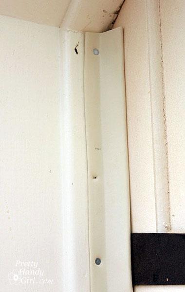 garage door weather proofing