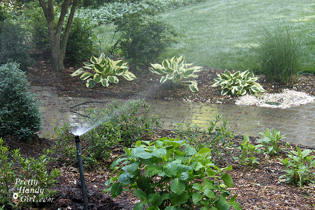 Installing Your Own Sprinkler System