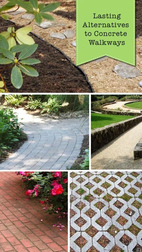 9 Lasting Alternatives To Concrete Walkways Pretty Handy Girl