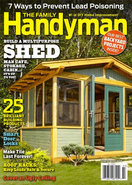 Family Handyman Subscription