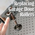 For his tutorial on changing your garage door extension springs