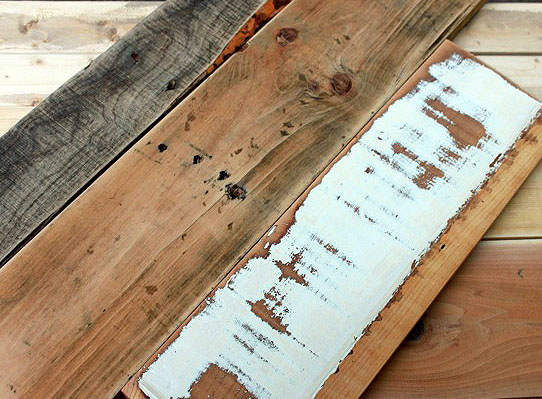 How To Make New Wood Look Old Weathered And Rustic