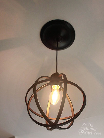 Replace Recessed Light Fixture Pendant