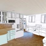 Kitchen Plan Update