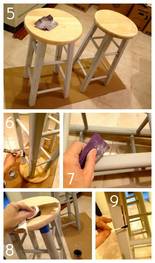 Incredible How To Cut Bar Stools Down To Counter Height Stools Pretty Dailytribune Chair Design For Home Dailytribuneorg
