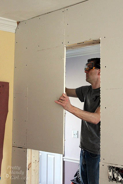 drywall_over_doorway