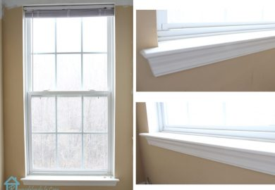 Indoor Window Trim