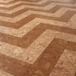 Installing Cork Tile Flooring in the Kitchen