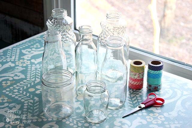 recycled_jar_vases