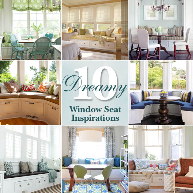 Magnificent Dreamy Window Seat Inspiration Photos Pretty Handy Girl Ibusinesslaw Wood Chair Design Ideas Ibusinesslaworg