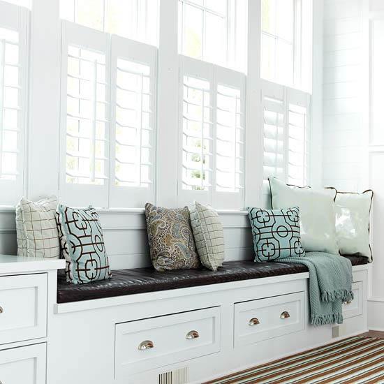 Dreamy Window Seat Inspiration Photos  Pretty Handy Girl
