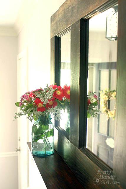 flower_vase_on_bench_ledge